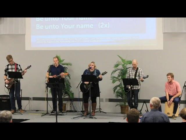 Sunday Worship Service - Mar. 21st, 2021