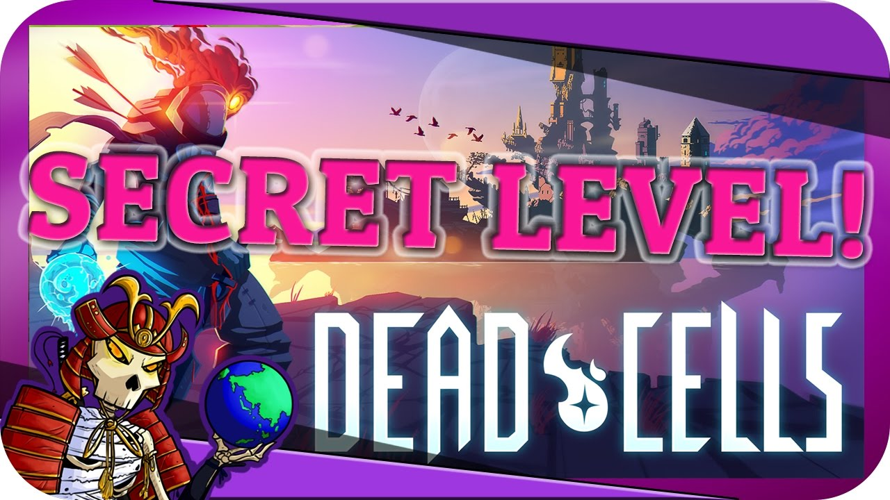 Dead Cells Secret Hidden Level Let S Play Dead Cells Gameplay
