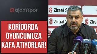 """Gürses Kılıç: """"Galatasaray bize intikam duygusu ile hazırlanmış"""""""