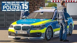 DROGEN im Toilettenhaus! AUTOBAHNPOLIZEI-SIMULATOR 2 #15 | Autobahn Police Simulator 2 deutsch