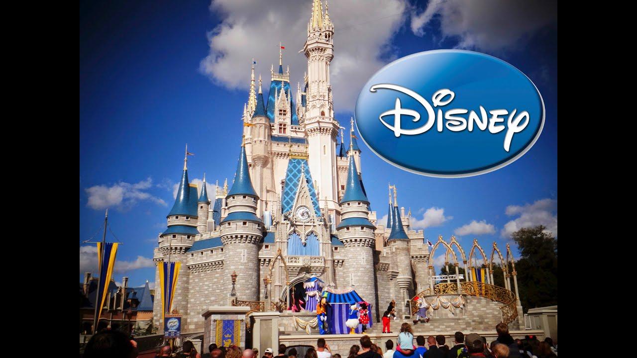 Cinderellas Castle Walkthrough Magic Kingdom Walt Disney World
