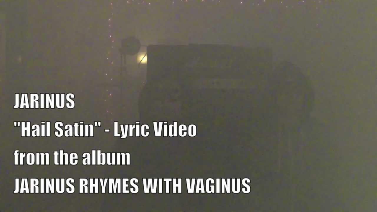 """""""Hail Satin"""" - Lyric Video"""