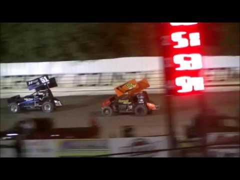 Brett Wilson Creek County Speedway 09032016
