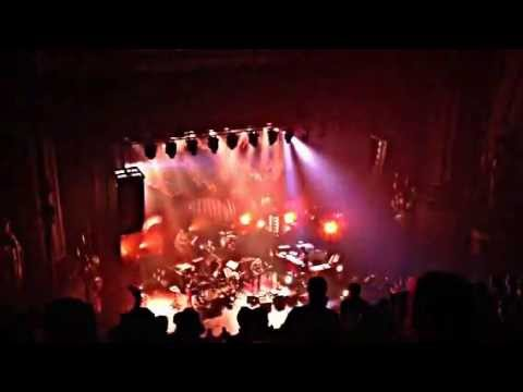 TAB: Beacon Theatre NYC, Push on Til The Day (10.26.12)