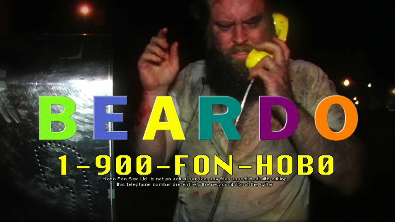 Beardo Hobo Phone Sex