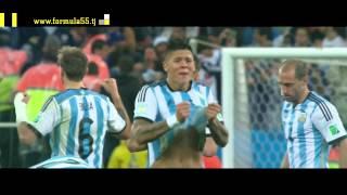 Аргентина vs Нидерланды. (1/2 Финал. Чемпионат мира 2014)(, 2014-07-10T01:17:59.000Z)