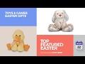 "default - Aurora World Quizzies 16"" Bun Bun Bunny Stuffed Bunny (Pink)"