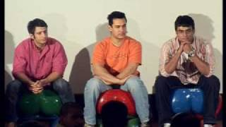 3 Idiots - Aal Izz Well Press Conference