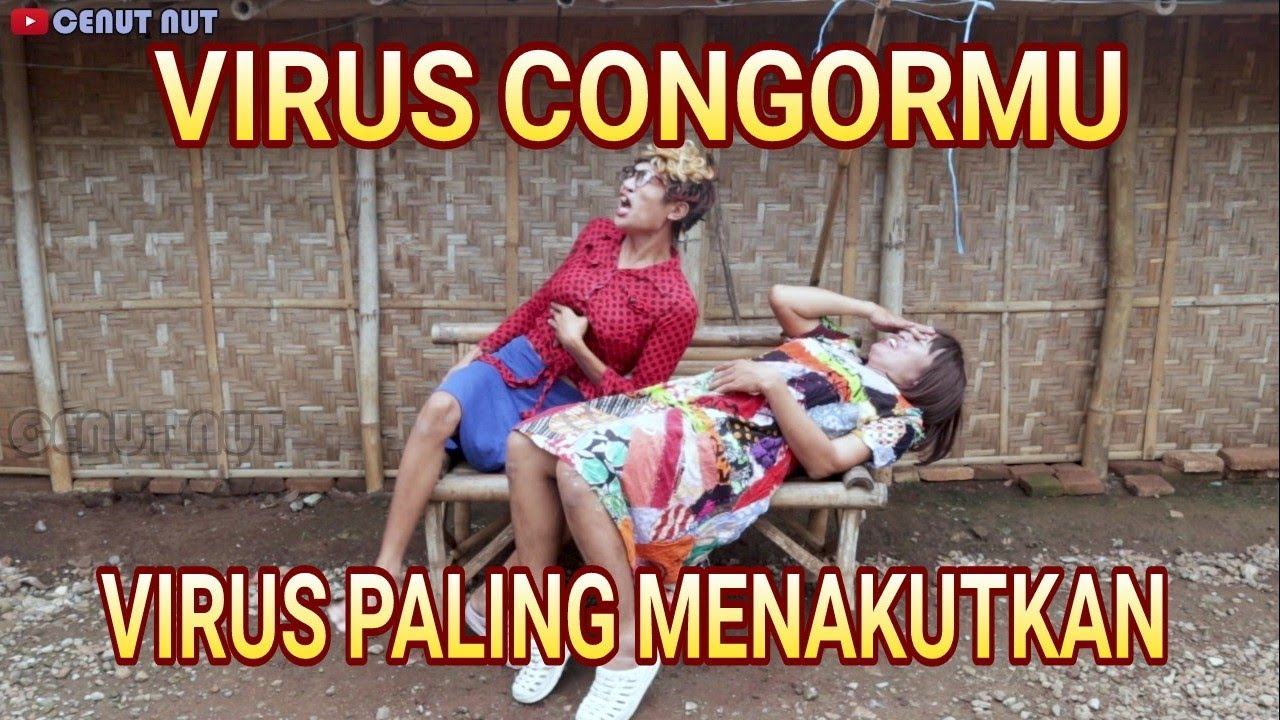 Mbak Dita Sama Yu Sri Kena Virus CONGORNYA Di Jamin Ngakak