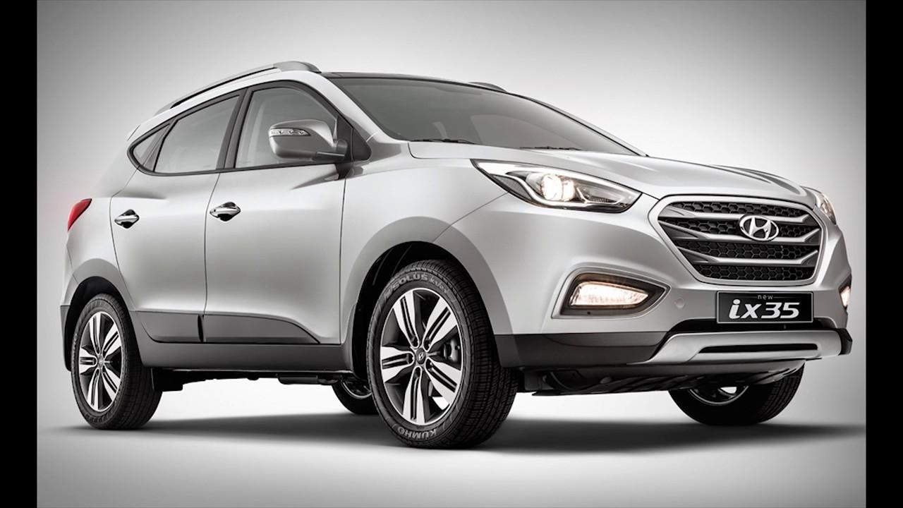 Hyundai Ix35 2017 Ganha Sistema Start Stop Youtube