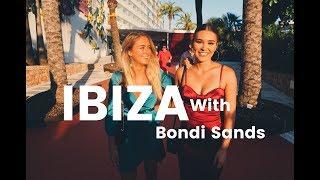 BONDI SANDS TAKES STEPH TO IBIZA