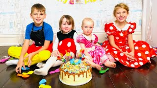 Five Kids Happy Birthday Alex! Birthday Video Collection
