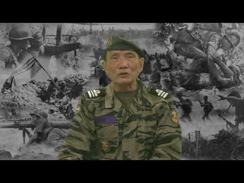 Người Chiến Sĩ Việt Nam Cộng Hoà Tháng 5, 2018 - Trần Bá Di