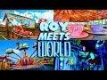 One Hour Magic Kingdom Challenge - Roy Meets World