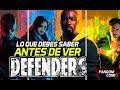 """El camino a """"Defenders"""" - Mega resumen de las series"""