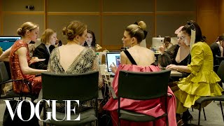 Inside Vogue\'s Met Gala War Room