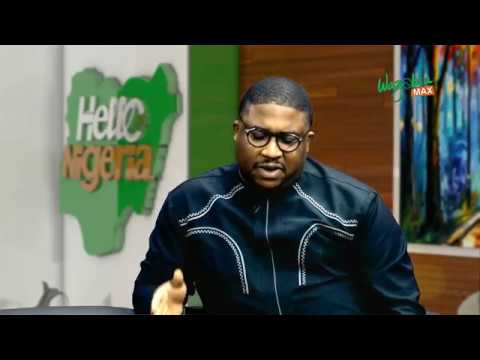 YOUTH LEADERSHIP AND BRANDING with Kemdy McErnest - Hello Nigeria
