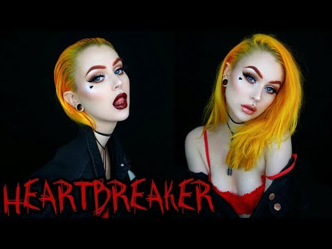 Break Them Hearts Makeup + Love Tips From Love Guru Yours Truly | Evelina Forsell
