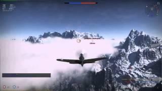 "P-39 ""Airacobra"" WarThunder N-0 Q-5"