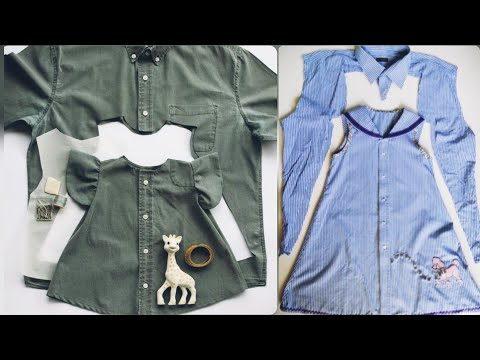 Best used Clothing Ideas|Used/Second Hand Clothes To New Fashionable Dress Design Ideas