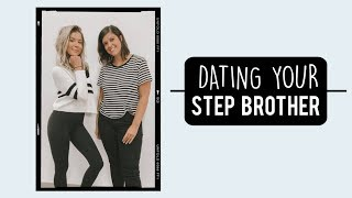 DATING YOUR STEP BROTHER w/ Cat Valdes   DBM #47
