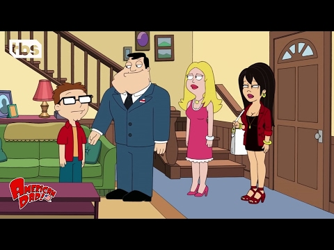 American Dad: Gwen is Here   TBS