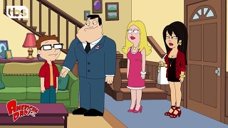 Скачать American Dad Gwen Is Here Season 10 Episode 8 Clip TBS