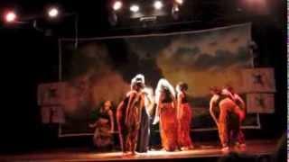 Apresentação Final do Maristão 2013 - Coreografia África de Louise Lucena - Street Dance