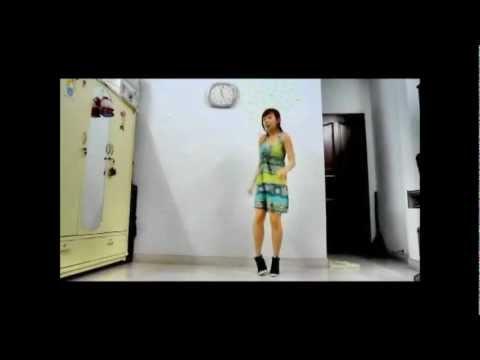 A Pink - Bubibu [Dance cover by Julie Nguyen from Vietnam]