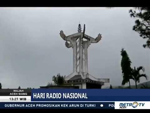 HARI RADIO NASIONAL/ PEKERJA MEDIA MINTA PEMERINTAH JADIKAN RIMBA RAYA JADI TUGU NASIONAL