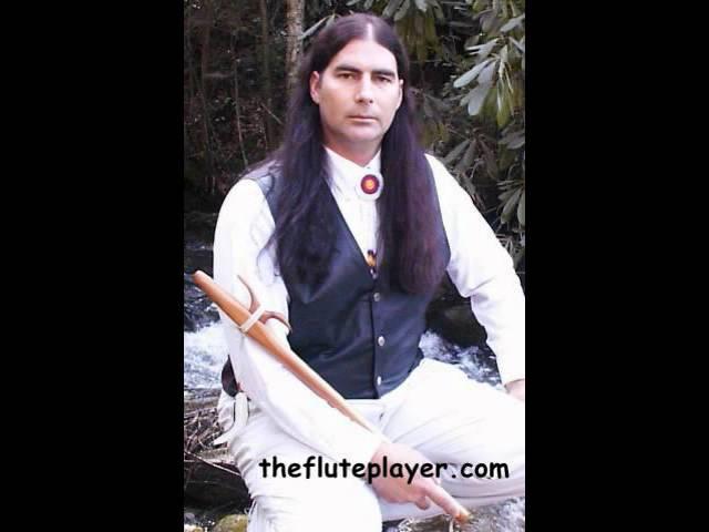 Moon Dancer By Cherokee Flute Player Mark Hicks Youtube