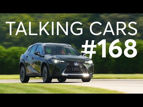 2019 Lexus UX; Preparing Your Vehicle for a Hurricane | Talking Cars with Consumer Reports #168