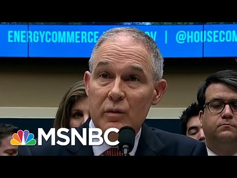 Bush Lawyer Slams GOP Defense Of Trumps Embattled EPA Chief | The Beat With Ari Melber | MSNBC