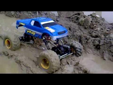 Redcat RS 10 / HBX  RockFighter 1:10