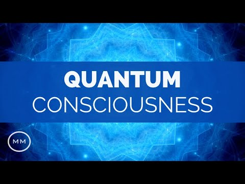 Quantum Consciousness - 33 Hz - Super Conscious Connection - Binaural Beats - Meditation Music