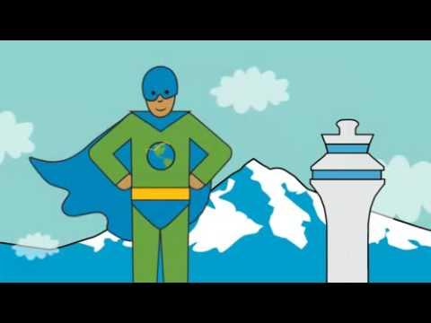 Port of Portland - Super Hero Commercial