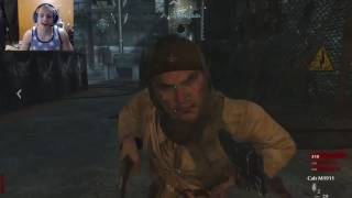 tyler1 plays call of duty world at war zombies with greekgodx part 3 vod march 08 2017