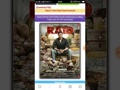 how-to-download-raid-2018-hindi-full-movies-in-480p-720p-mkv-avi-hd-download- -ajay-l-ilana-d-l-hd