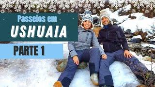Ushuaia   Patagonia Argentina   Terra do Fogo - Parte 1