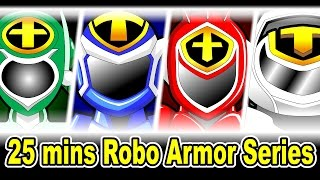 "25 mins Citi Heroes  Series 7 ""Robo Armor"""