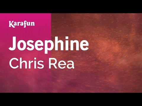 Karaoke Josephine - Chris Rea *