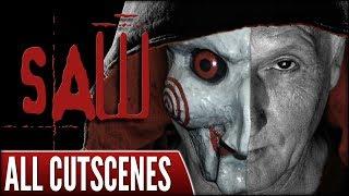 Saw (PS3) - All Cutscenes