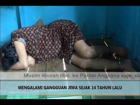 JANDA GANGGUAN JIWA DIPASUNG