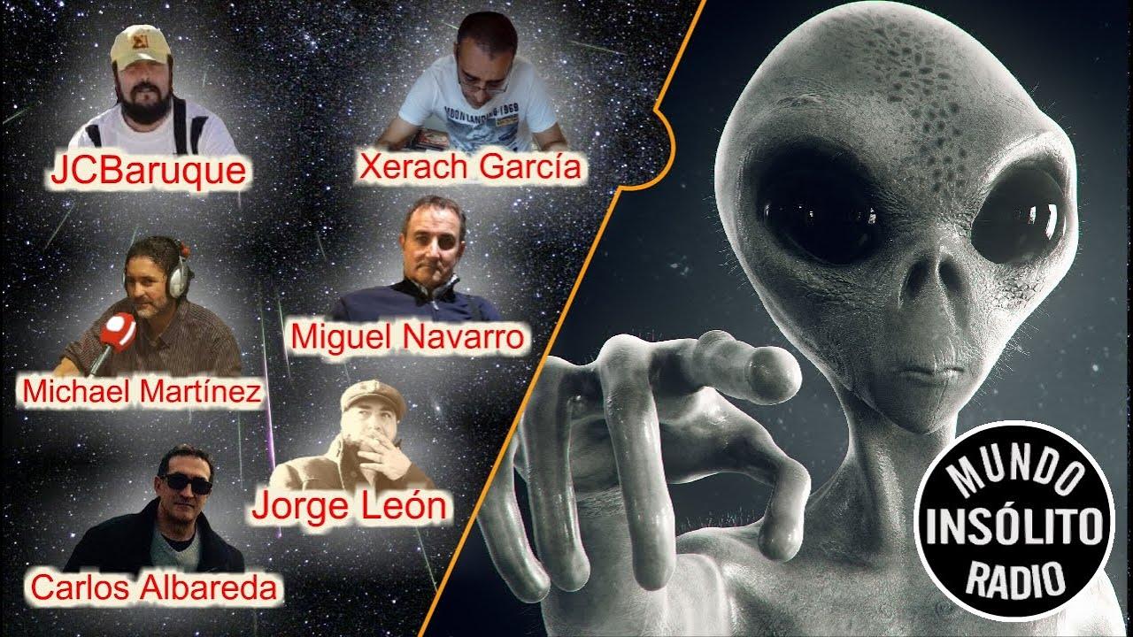 Otra noche de ovnis, extraterrestres y tantos otros misterios.