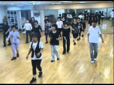Superstar - Line Dance (Demo & Walk Through)