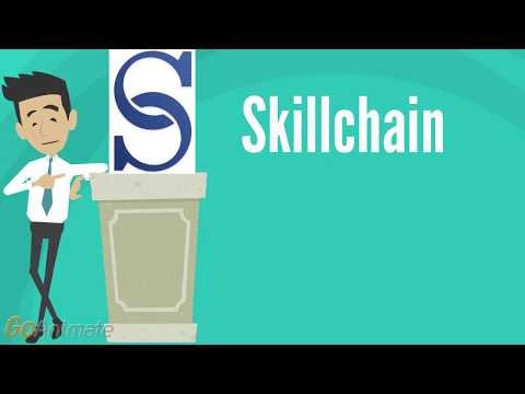 Skillchain Your Certified Skills  on Blockchain