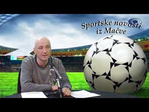 Sportske novosti iz Mačve-Radio Nešvil 22.03.2017.