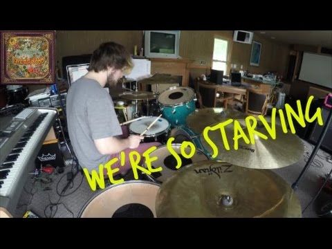 We're So Starving [Panic! At The Disco] HD Drum Cover