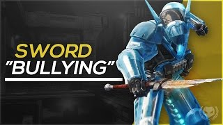 Destiny: Sword Fun in Trials!