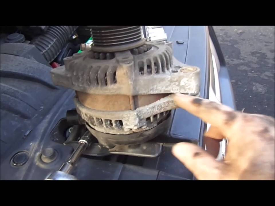 2006 Pilot Alternator Replacement